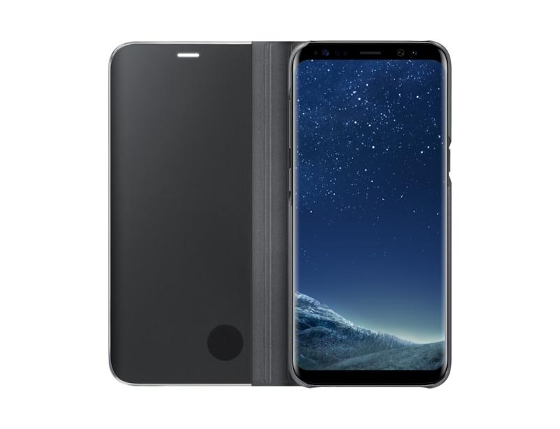 front-open black