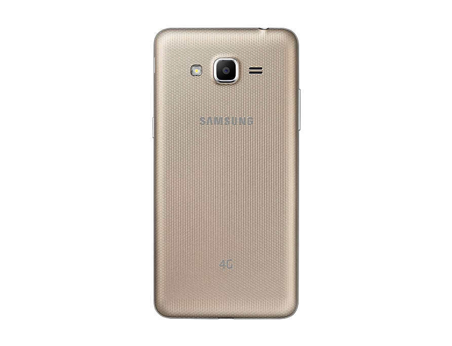 Samsung J2 Prime Back Gold