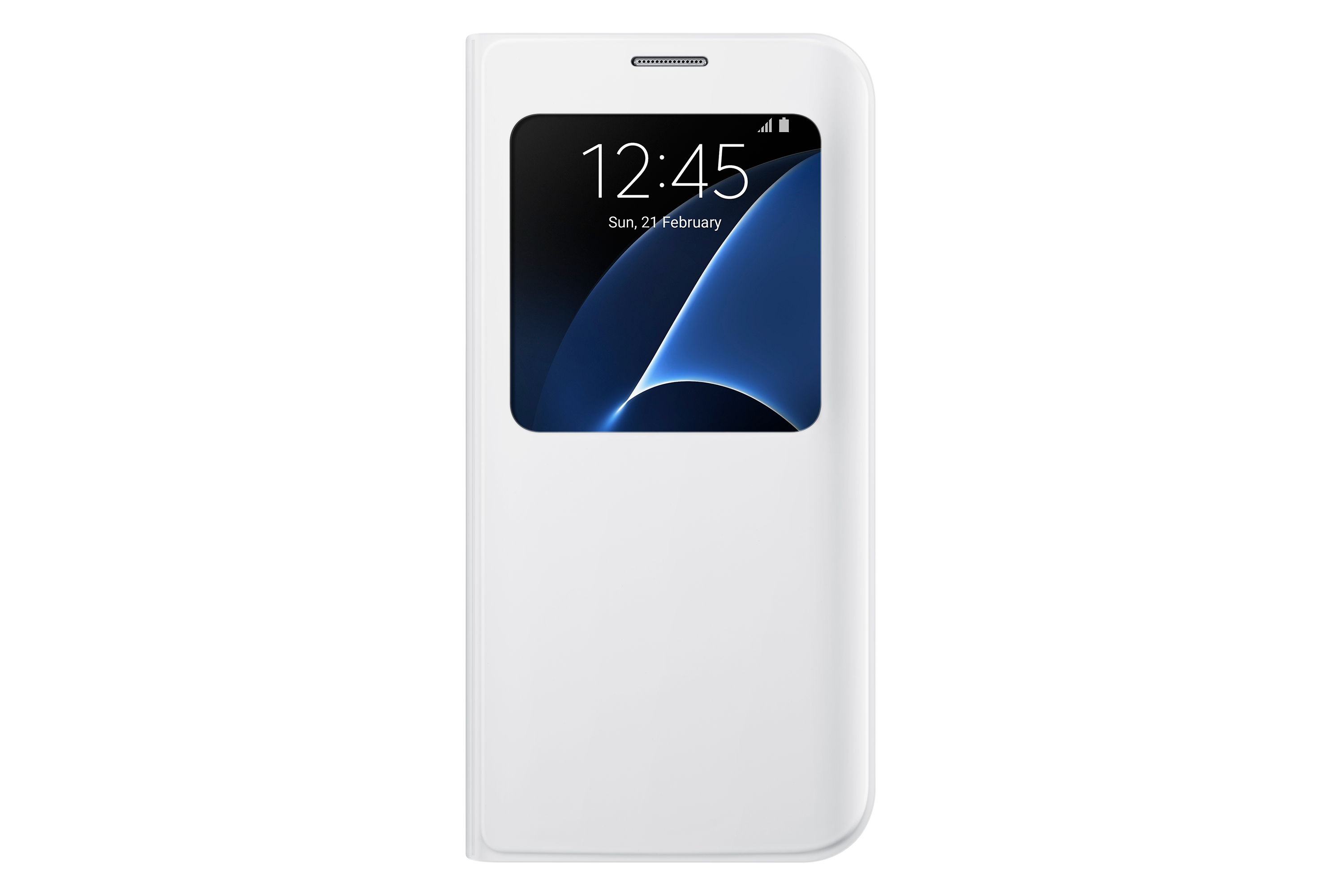 S7 edge S View Cover