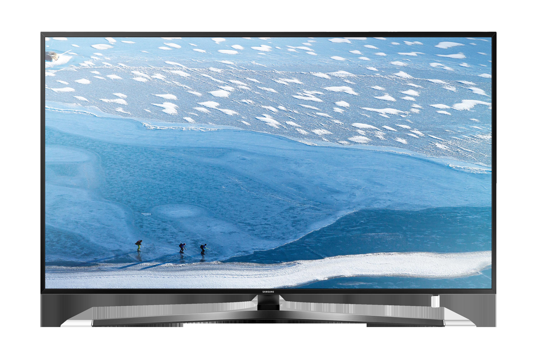 "Samsung 55"" Smart TV 4K UHD Flat - KU6400 Series 6 Price ...  Samsung 55""..."