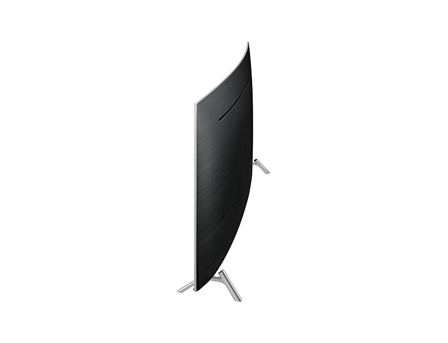 "65"" MU7500 Curved Smart 4K Premium UHD TV: Dynamic Silver"