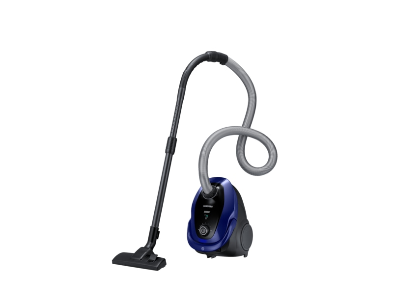 dynamic blue - Canister Vacuum Reviews