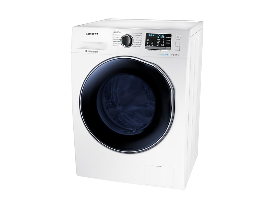 Samsung Wd5000j Front Load Washer Dryer 7kg Price In Malaysia