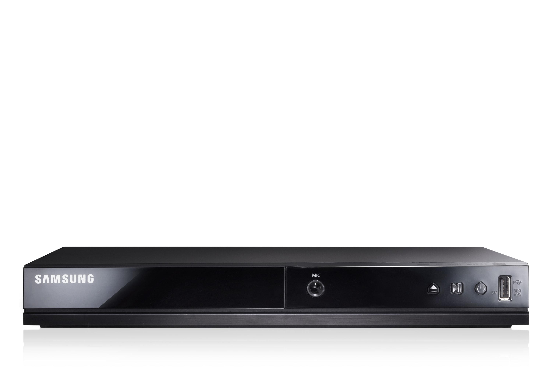 DVD-E360K Front Black