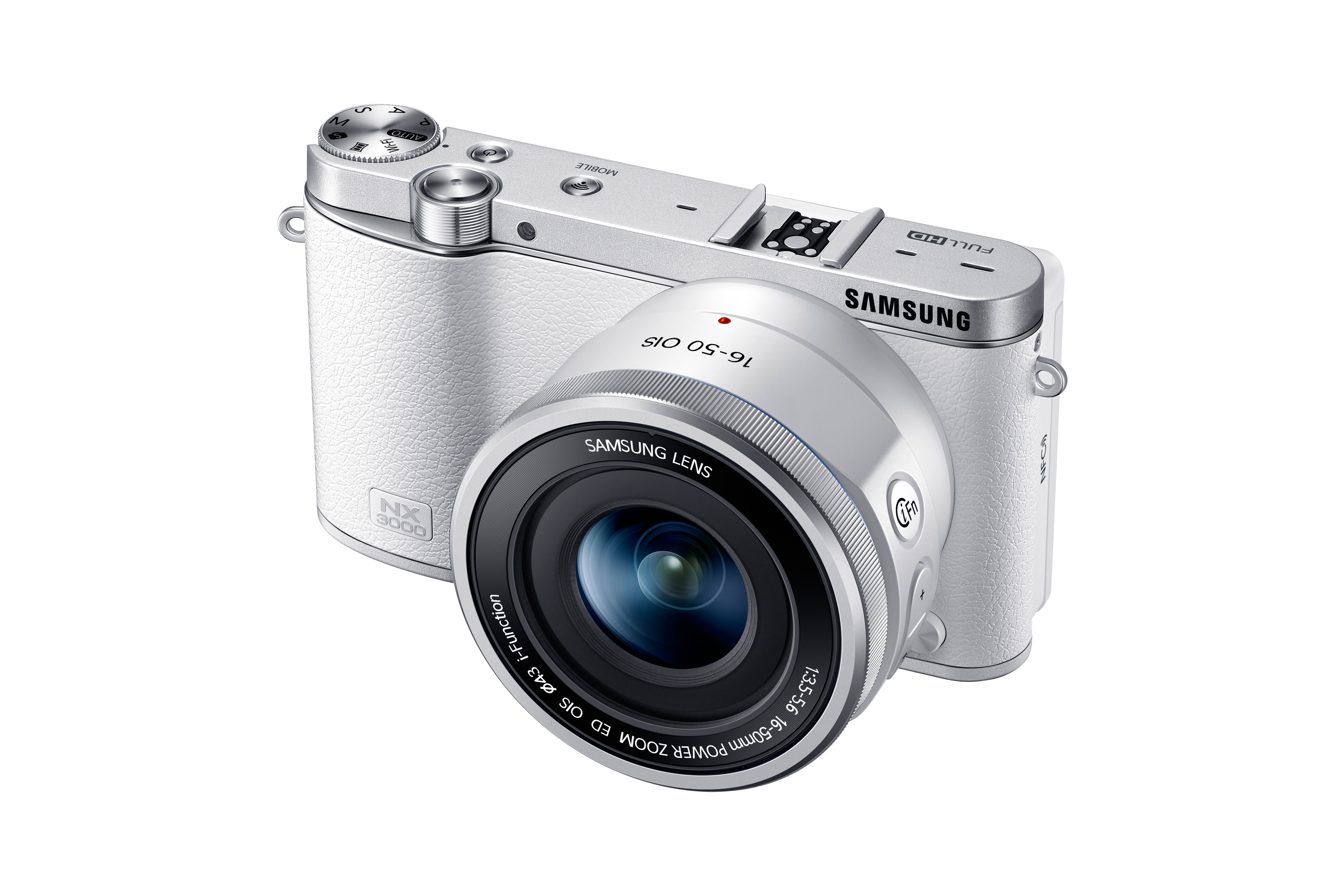 NX3000 R Perspactive White