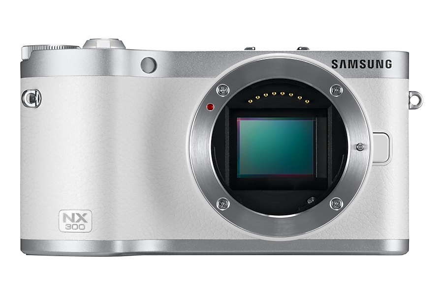 NX300 Front White