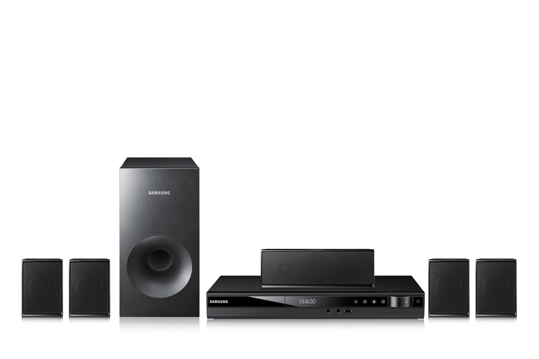 330 W 5.1Ch DVD Home Entertainment System E350