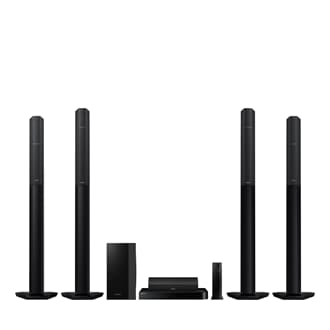 1,330 W 7.1Ch Blu-ray Home Entertainment System H7750