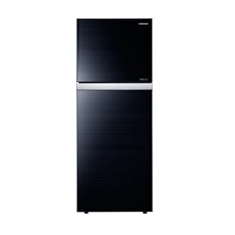 RT-F380G TMF with Digital Inverter Technology, 450 L, Black Glass