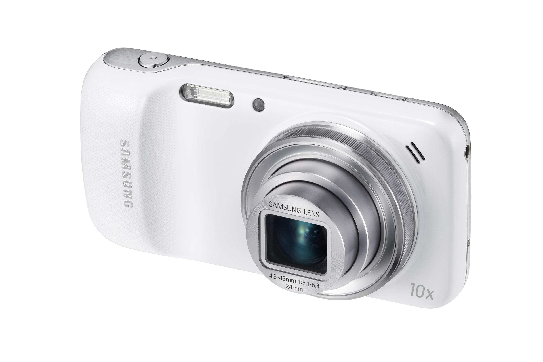SM-C101 R Pespective White