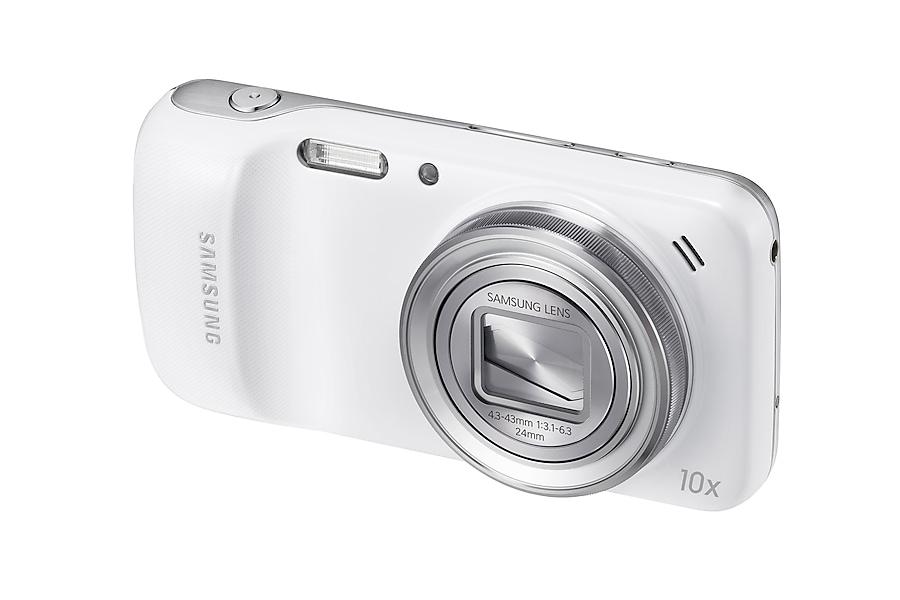 SM-C101 R Pespective Lens Of White