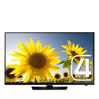 40 HD Flat TV H4200 Series 4