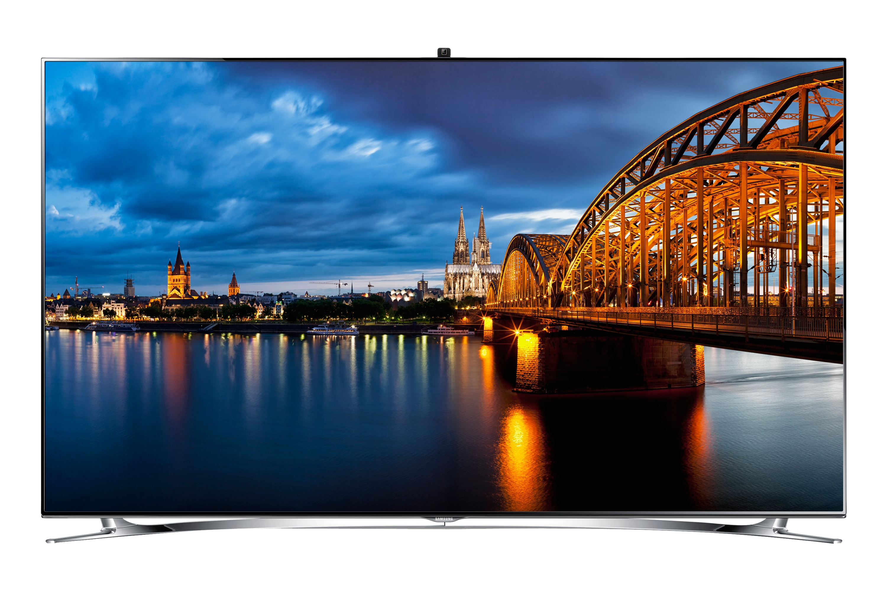 "UA55F8000ARXXM 55"" Series 8 LED"