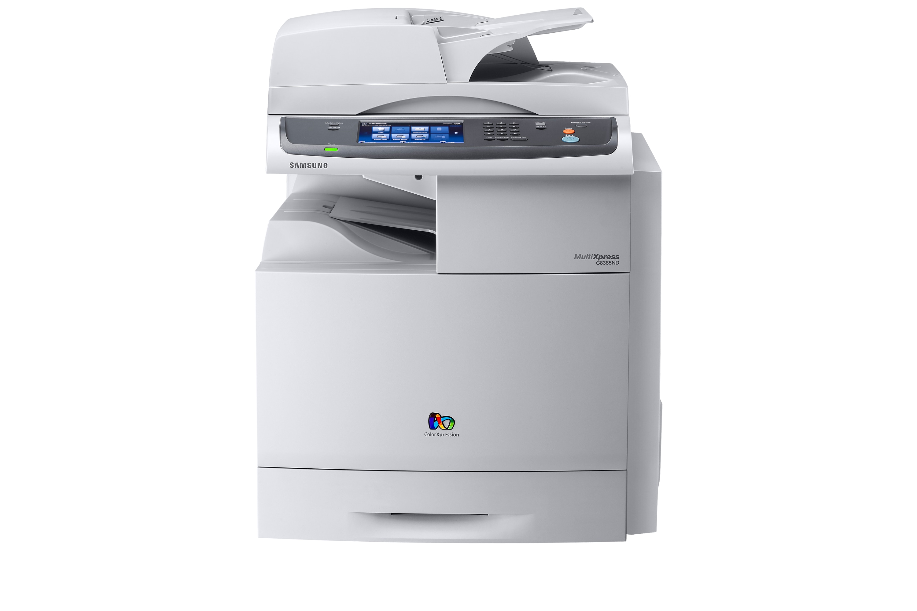 MultiXpress  C8385ND  Color  Multifunction (38 / 38 ppm)