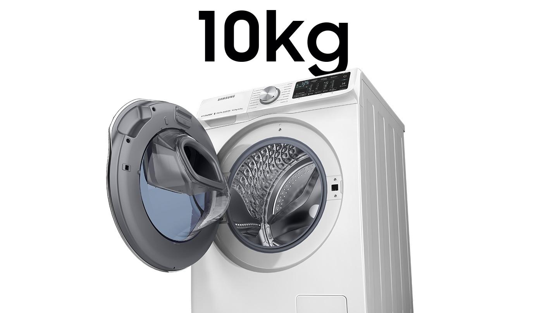 machine à laver samsung séchante lavante 10kg prix tunisie