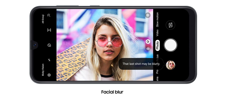 Le détecteur de défauts vous aide à réussir vos photos