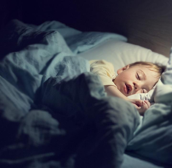 Dormez beaucoup mieux toute la nuit