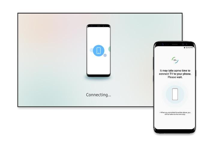 Configuration mobile