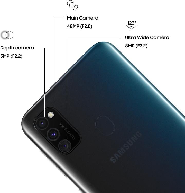 Samsung Galaxy M30s prix maroc
