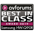 AV Forums Best in Class, mei 2019