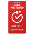 Kieskeurig Best Reviewed, mei 2019 (43Q60R)