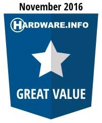 Hardware.info Great Value november 2016