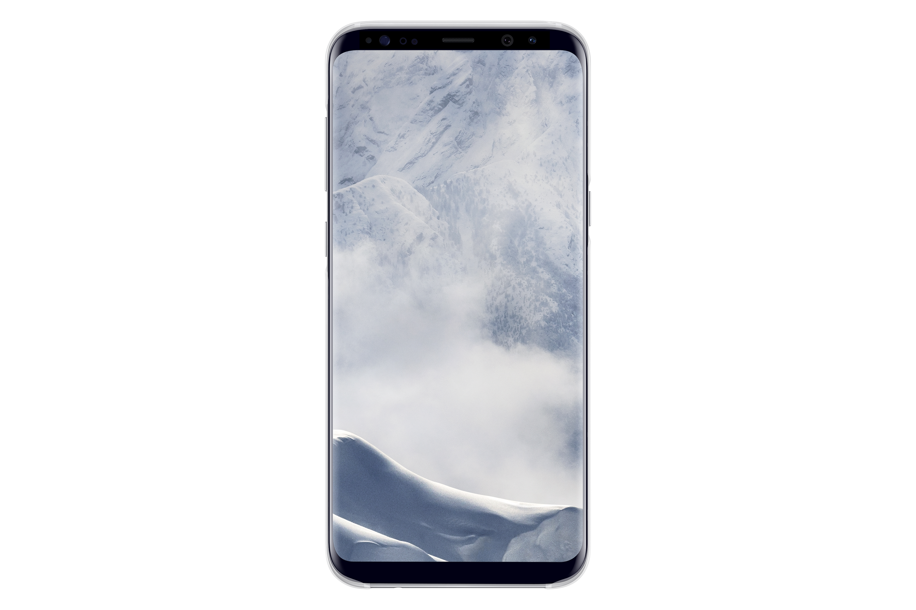 Clear Cover Galaxy S8+
