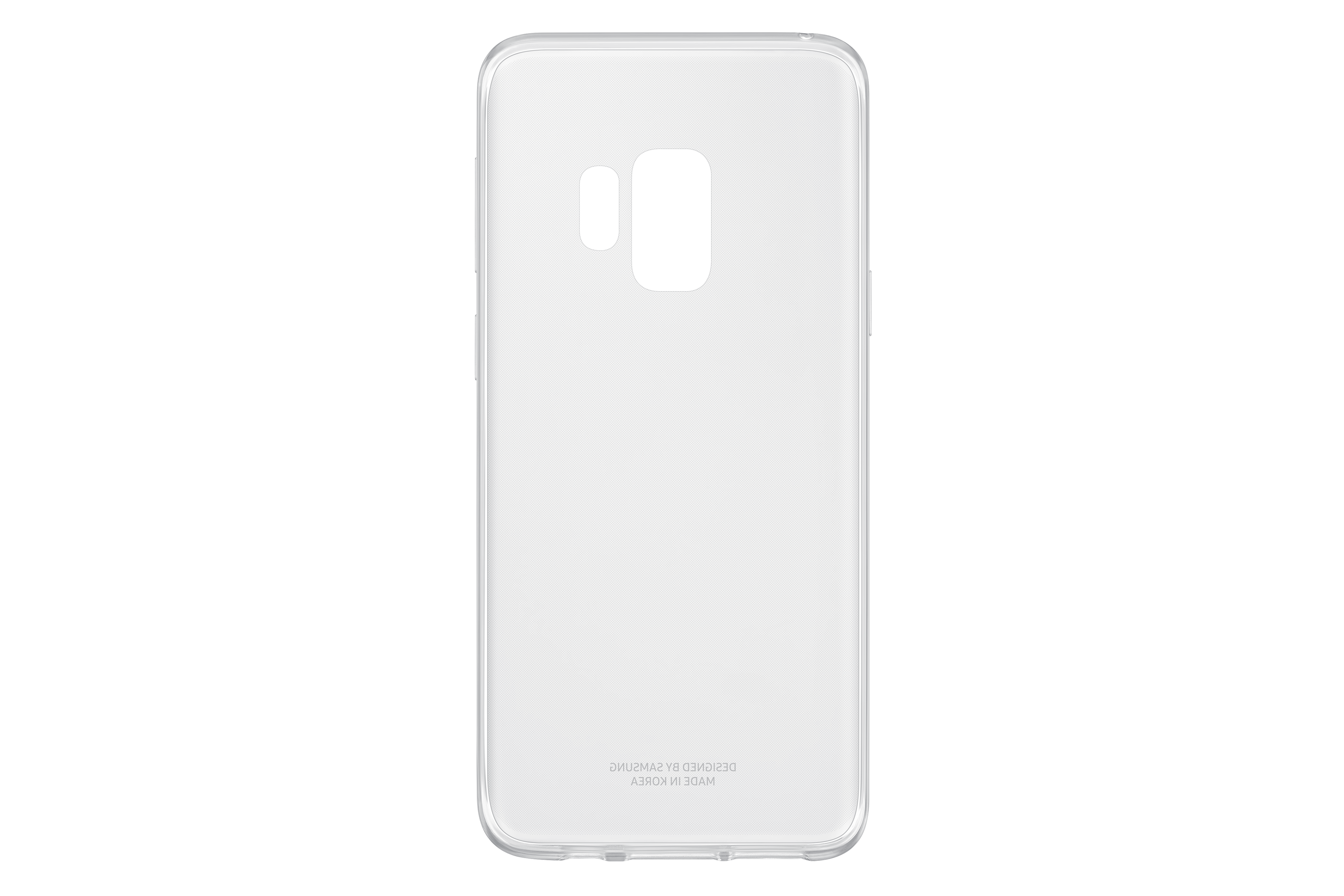 Clear Cover Galaxy S9