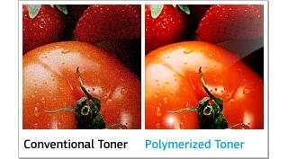 Maak kleuren levendiger met polymeertoner