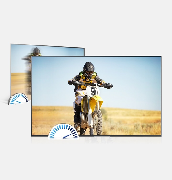 "UE105S9WAL 105"" 9-Series Curved UHD TV Clear Motion Rate"