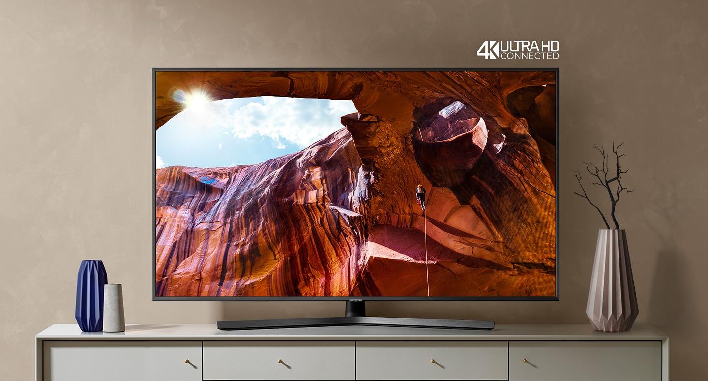 UHD 4K TV RU7400