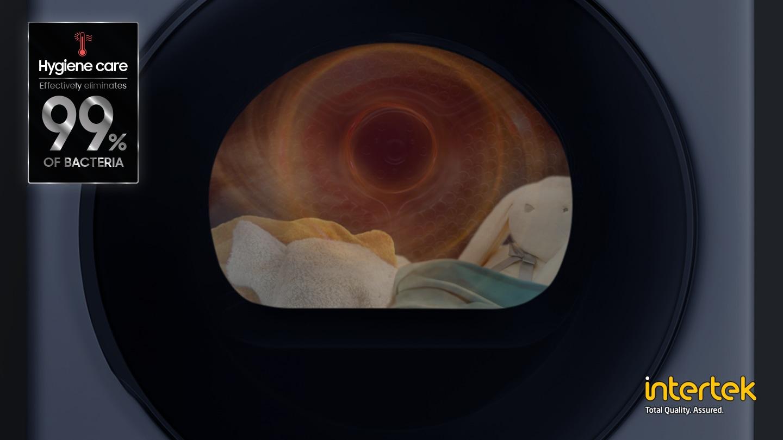 Verwijdert bacteriën