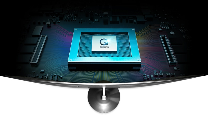 QLED TV Q Engine