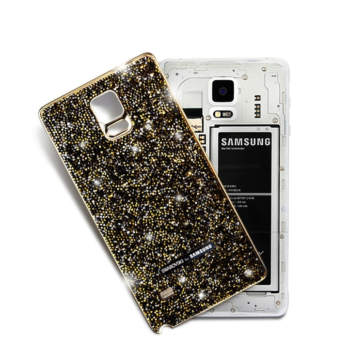 Swarovski Back Cover voor GALAXY Note 4