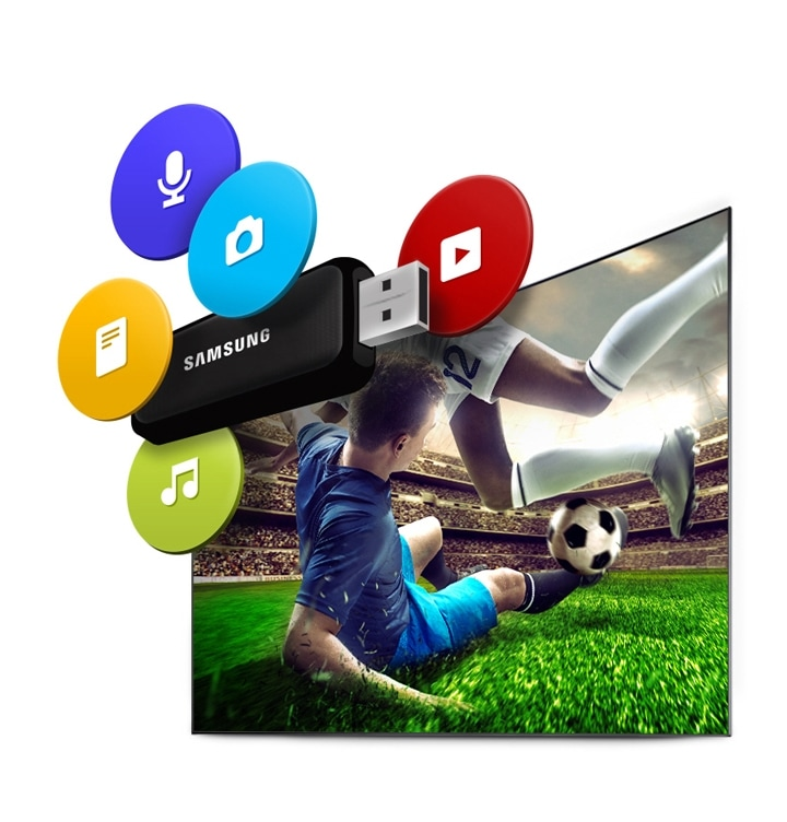 6-Series UHD TV UE60KU6000 USB