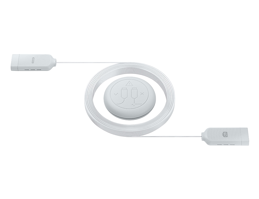 QLED QE55Q7F Invisible Cable