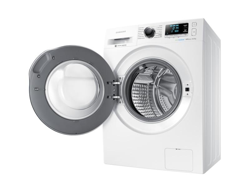 samsung ecobubble wasmachine 8 kg ww80j6600cw samsung. Black Bedroom Furniture Sets. Home Design Ideas