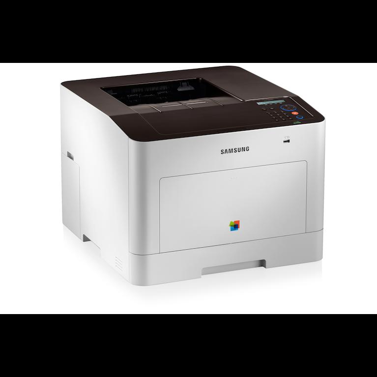 A4 Kleuren Laser Printer (24 ppm) 680ND 680ND Linkerhoek Wat