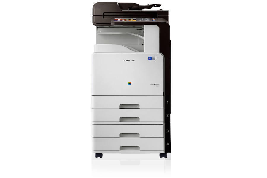 CLX-9201NA Multifunctionele laser printer