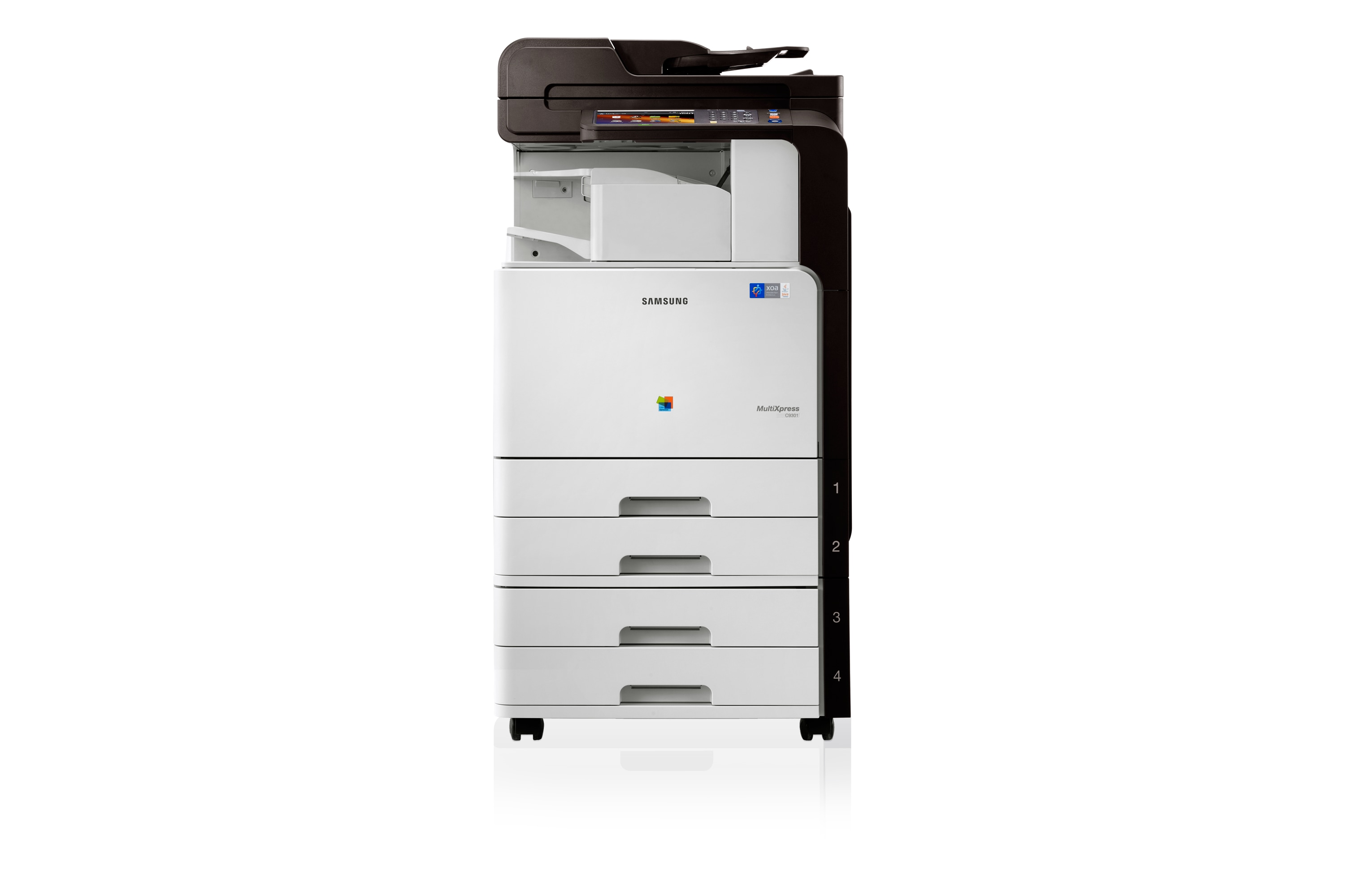 30 ppm A3 kleuren multifunctionele laser printer CLX-9301NA