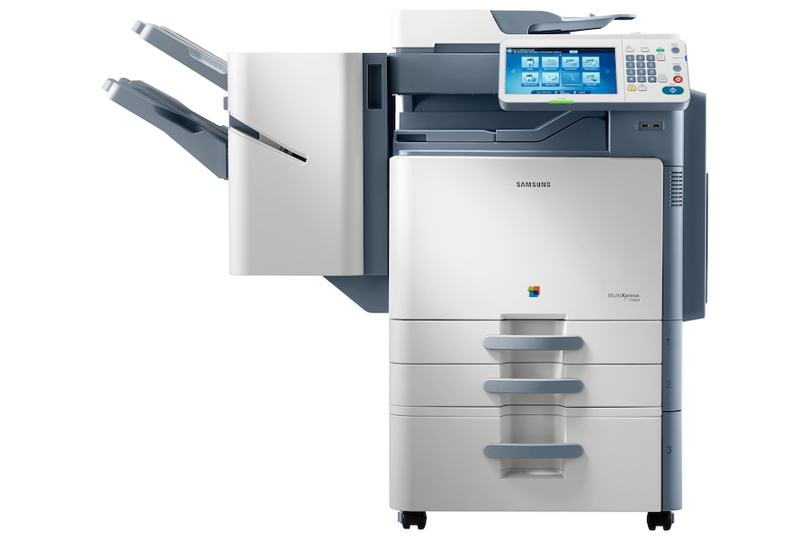 CLX-9352NA Multifunctionele laser printer