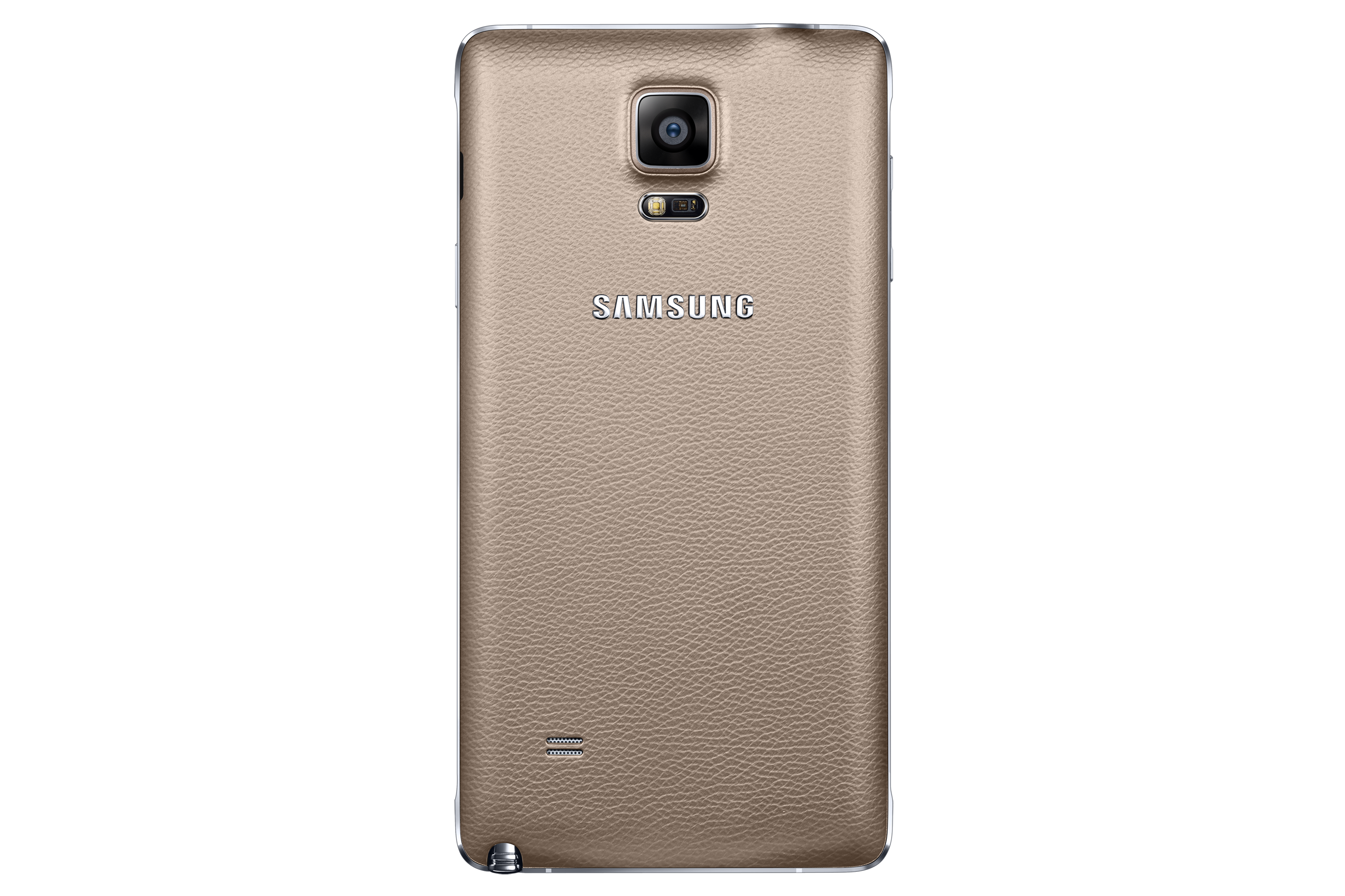 Back cover galaxy note 4 gold