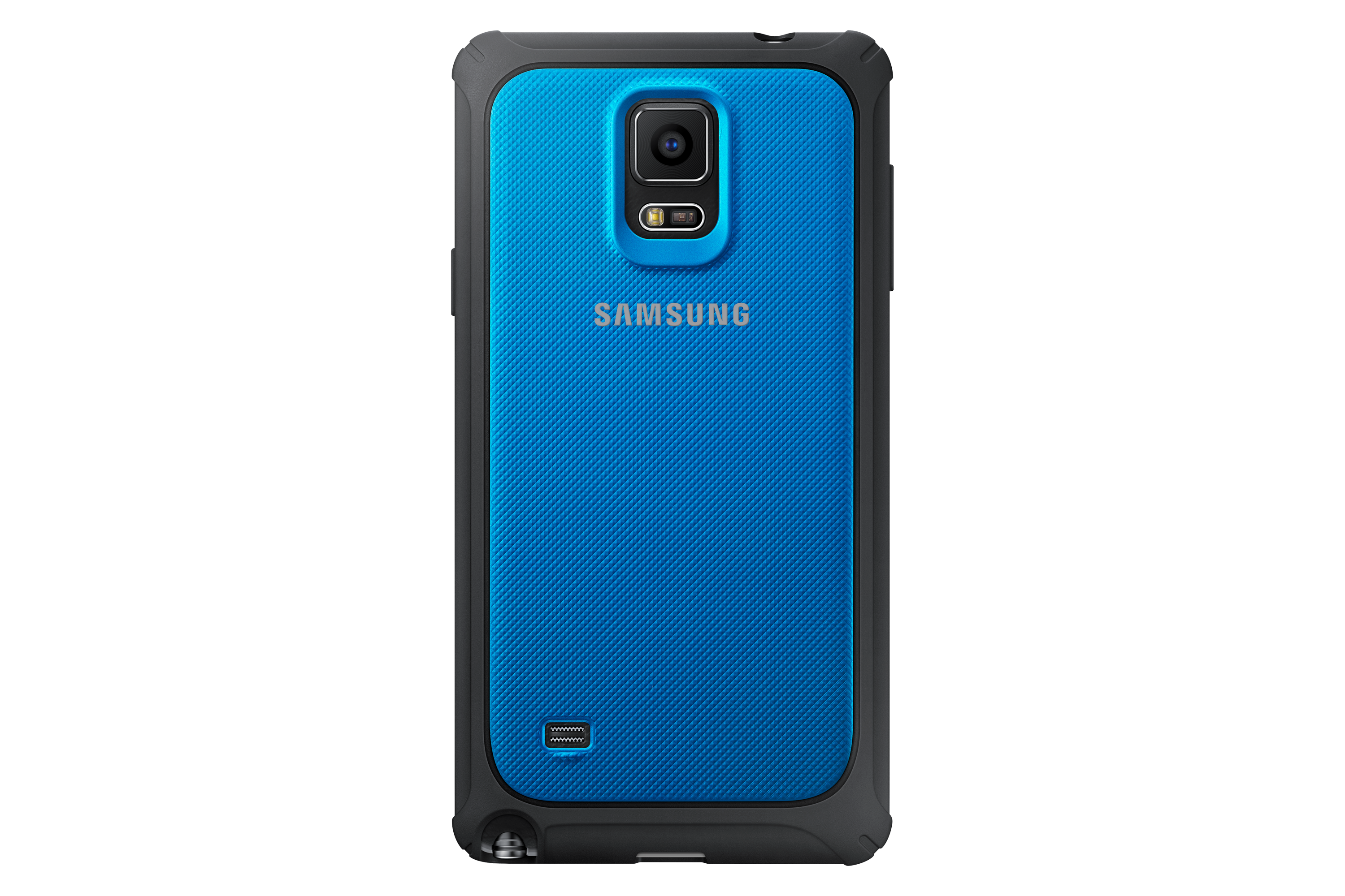 Protective cover  galaxy note 4 blue
