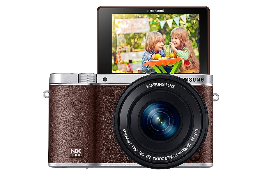 NX3000 Front Filp-Up brown