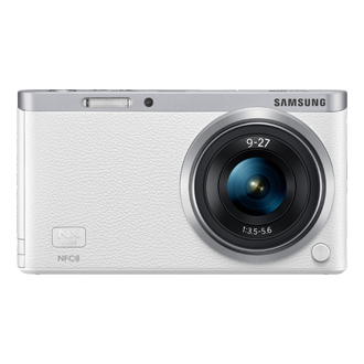 NX Mini (NXF1) + 9-27mm Lens 20,5MP & CMOS Sensor