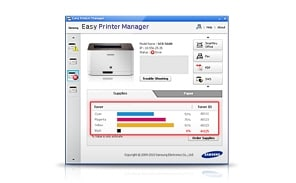 Easy Printer Manager