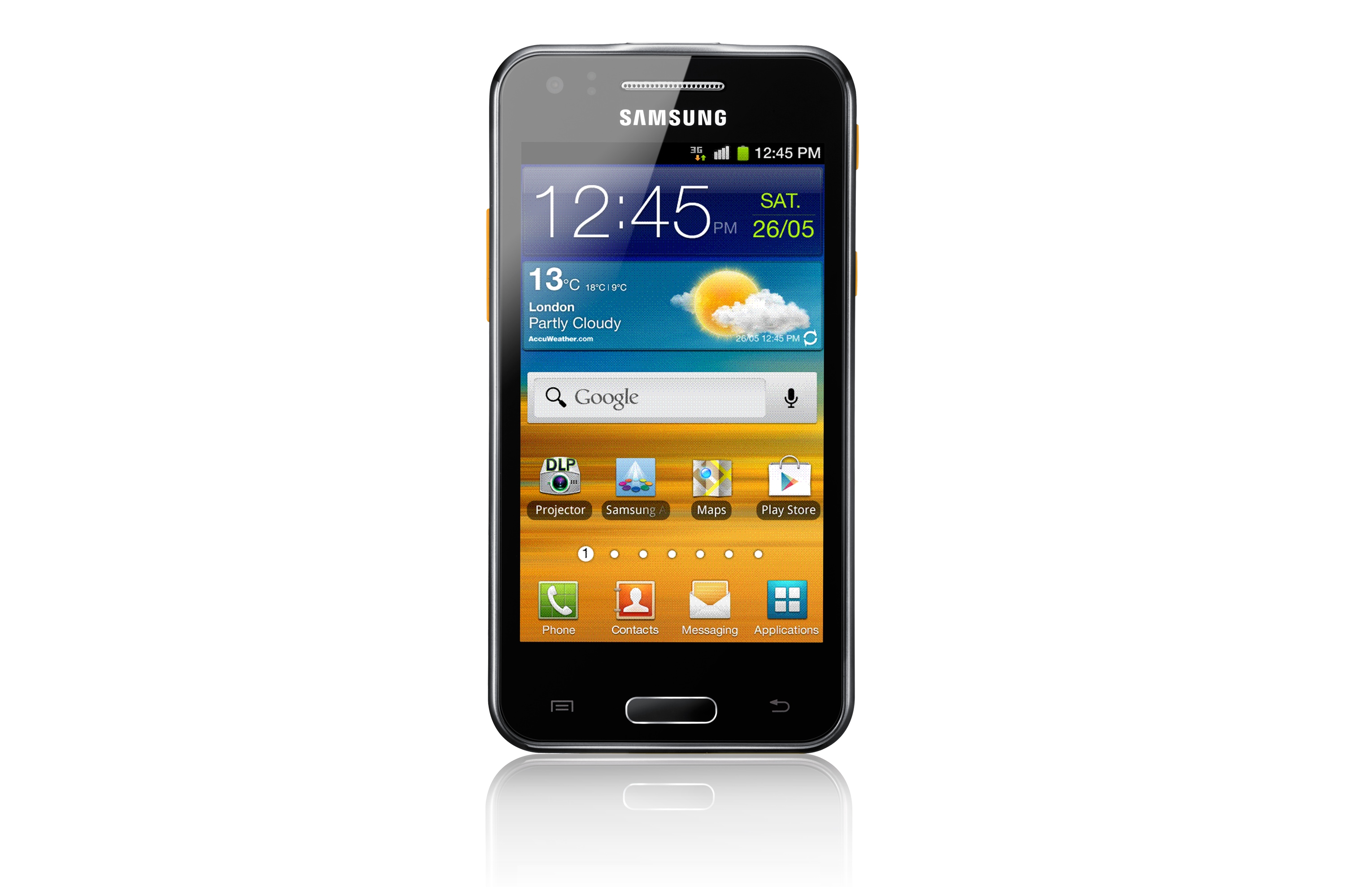 Galaxy Beam  i8530 Android