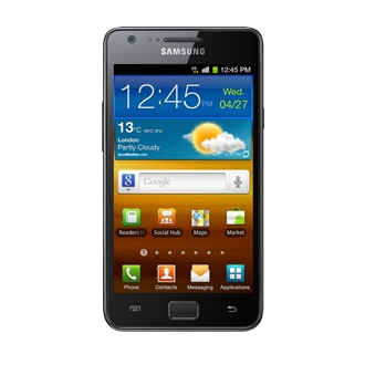 GALAXY S II Plus  I9105 Android