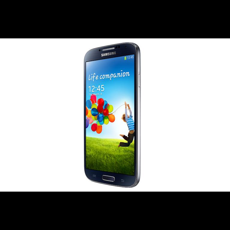 GALAXY S4  I9505 / I9515 Android  I9505 Right Angle 30 Degree Zwart