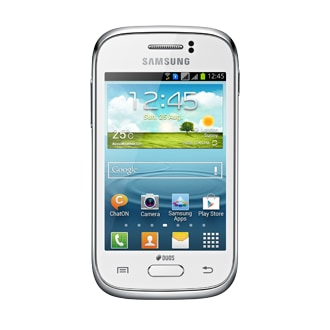 GALAXY Young  S6312 Android